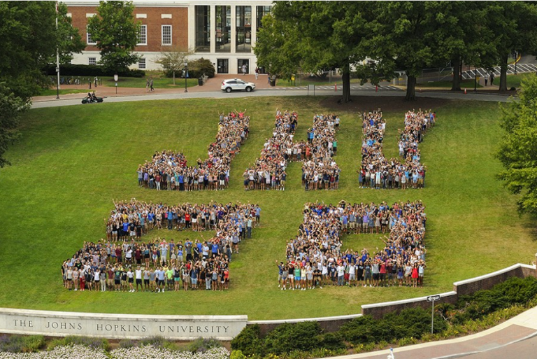 Class of 2020 pose article photo