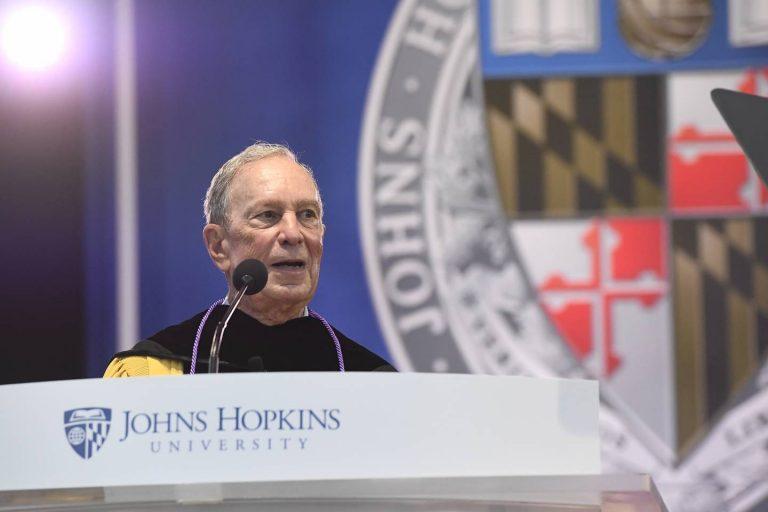 Michael Bloomberg Remarks